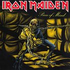 IRON MAIDEN Piece Of Mind Album Cover