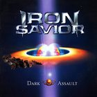 IRON SAVIOR Dark Assault album cover