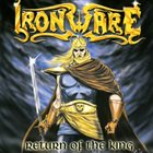 IRONWARE Return of the King album cover
