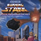 JACK STARR'S BURNING STARR Rock the American Way album cover