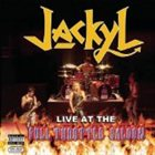 JACKYL Live at the Full Throttle Saloon album cover