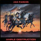 JAG PANZER Ample Destruction Album Cover