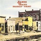 JAMES GANG Passin' Thru album cover