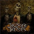 JIGSORE TERROR World End Carnage album cover