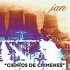 JODIDA ACTITUD NORMAL Cientos De Crimenes album cover