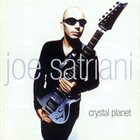JOE SATRIANI Crystal Planet album cover