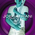 JOE SATRIANI Is There Love In Space? album cover