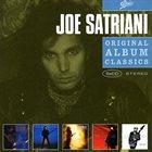 JOE SATRIANI Original Album Classics album cover