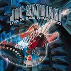 JOE SATRIANI Live In San Francisco album cover
