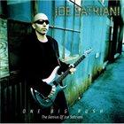 JOE SATRIANI One Big Rush: The Genius Of Joe Satriani album cover