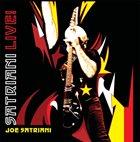 JOE SATRIANI Satriani Live! album cover