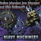 JENS JOHANSSON Heavy Machinery album cover