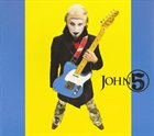 JOHN 5 The Art of Malice album cover