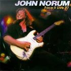 JOHN NORUM Face It Live '97 album cover