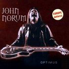 JOHN NORUM Optimus album cover