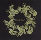 JOHN ZORN Harras (with  Derek Bailey & William Parker) album cover