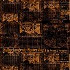 JOSEPH A. PERAGINE Hallucinogenic Numerology album cover