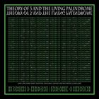 JOSEPH A. PERAGINE Theory of 3 and the Living Palindrome album cover