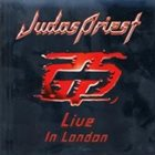 JUDAS PRIEST Live In London album cover