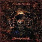 JUDAS PRIEST Nostradamus album cover