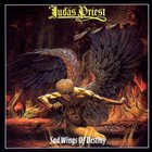 JUDAS PRIEST Sad Wings Of Destiny Album Cover