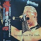 JUDAS PRIEST Secrets From The Vault album cover