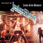 JUDAS PRIEST The Best Of Judas Priest: Living After Midnight album cover