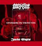 JUTE GYTE Colossus of White Tar (with Griz+zlor) album cover