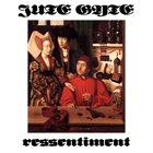 JUTE GYTE Ressentiment album cover