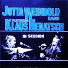 JUTTA WEINHOLD In Session (with Klaus Henatsch) album cover