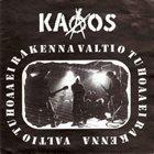 KAAOS Valtio Tuhoaa Ei Rakenna album cover
