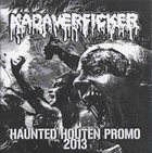 KADAVERFICKER Haunted Houten Promo 2013 album cover