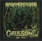 KADAVERFICKER Kadaverficker / Gruesome Stuff Relish album cover