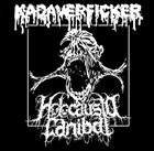 KADAVERFICKER Kadaverficker / Holocausto Canibal album cover