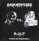 KADAVERFICKER Kadaverficker vs. P.O.T. album cover