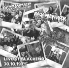 KADAVERFICKER Live at BlackEnd 30.10.1975 album cover