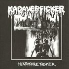 KADAVERFICKER Nekrokoretheater album cover
