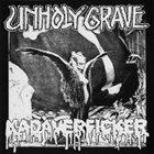 KADAVERFICKER Unholy Grave / Kadaverficker album cover