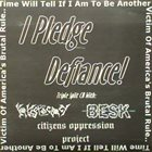 KAKISTOCRACY I Pledge Defiance! album cover