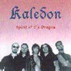 KALEDON Spirit of the Dragon album cover