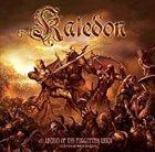 KALEDON The Last Night on the Battlefield album cover