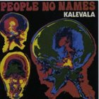 KALEVALA People No Names album cover