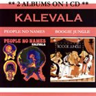 KALEVALA People No Names / Boogie Jungle album cover