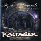 KAMELOT Myths and Legends of Kamelot album cover