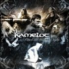 KAMELOT One Cold Winter's Night album cover