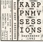 KARP PNMV Sessions album cover