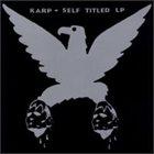 KARP Self Titled LP album cover