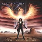 KATAGORY V The Rising Anger album cover