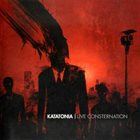KATATONIA Live Consternation album cover