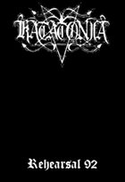 KATATONIA Rehearsal 92 album cover